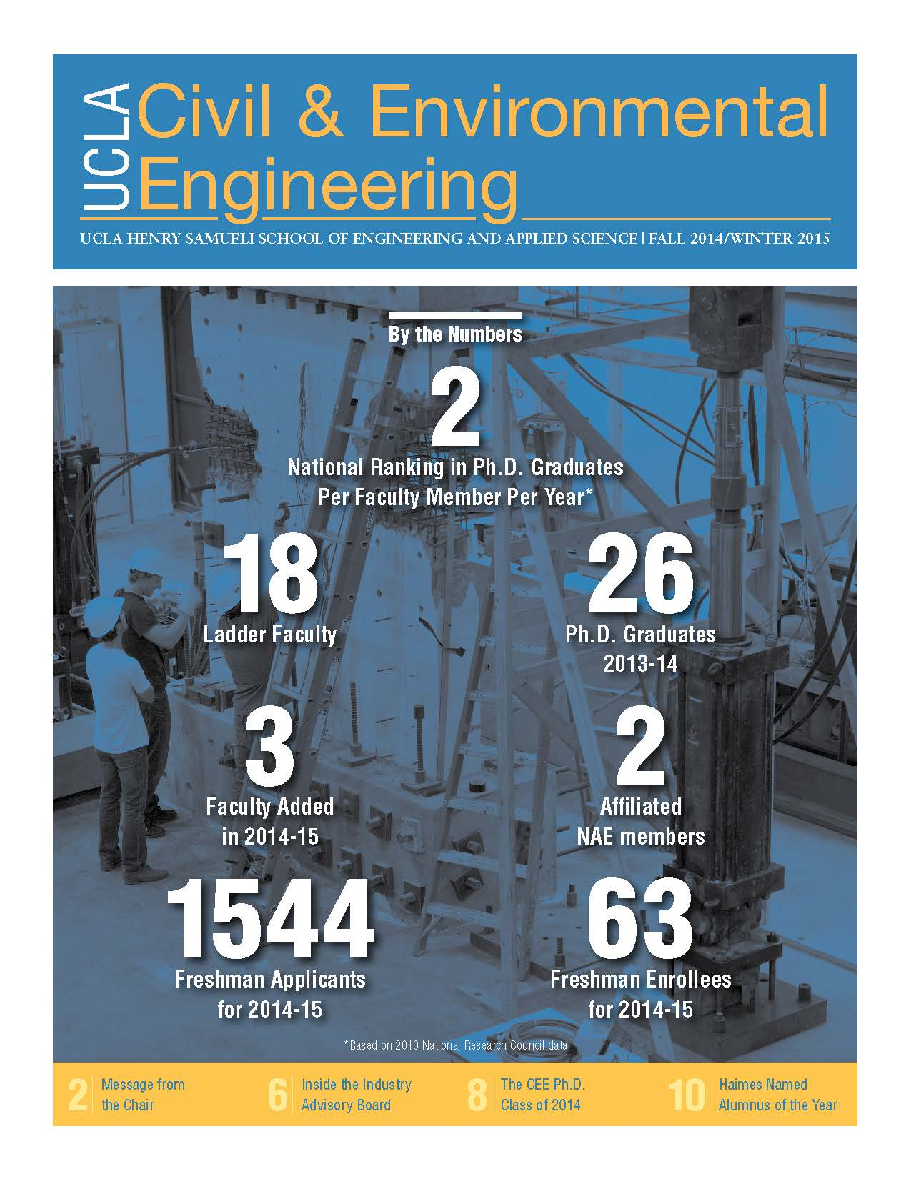 2014 Civil Engineering Newsletter