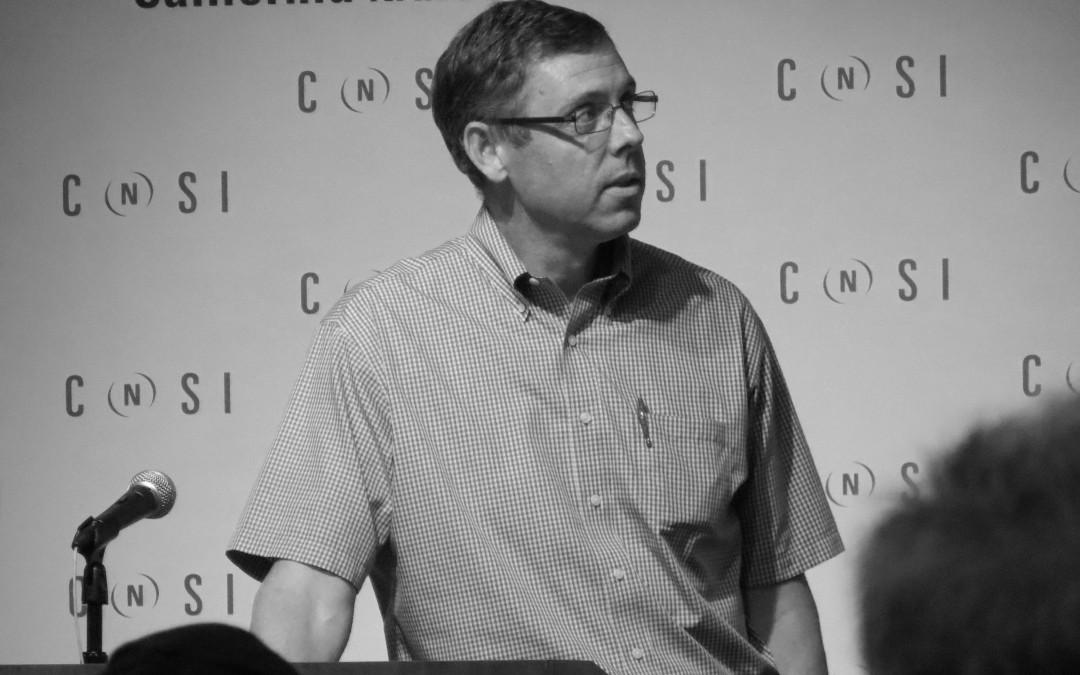 Professor Stewart Chairs Ground Motion Panel
