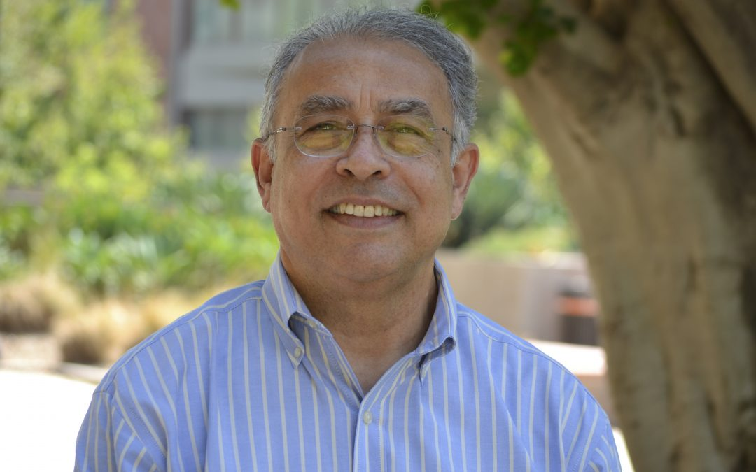 Ground motion models and reducing earthquake risk: 3Qs with Yousef Bozorgnia
