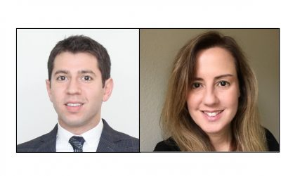 Alumni Kioumars Afshari (Ph.D., '17) and Christine A. Goulet (Ph.D. ,'08) receive best paper award
