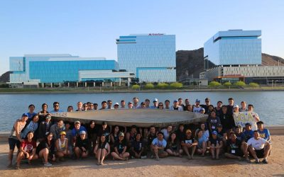 ASCE at UCLA Wins National Award for Most Outstanding Student Chapter