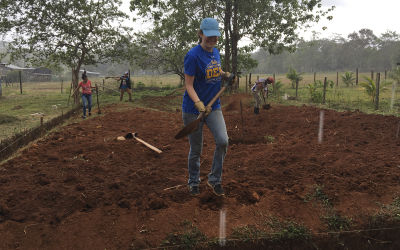 UCLA Engineers without Borders Build Schoolhouse and Water Tank amidst Pandemic