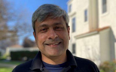 C&EE Department Welcomes Professor Sriram Narasimhan