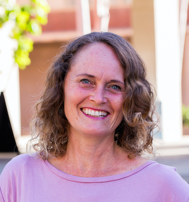 Prof. Jenny Jay receives Chancellor's Award for Community-Engaged Research
