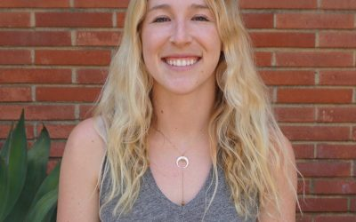 Megyn Rugh awarded fellowship from National Water Research Institute