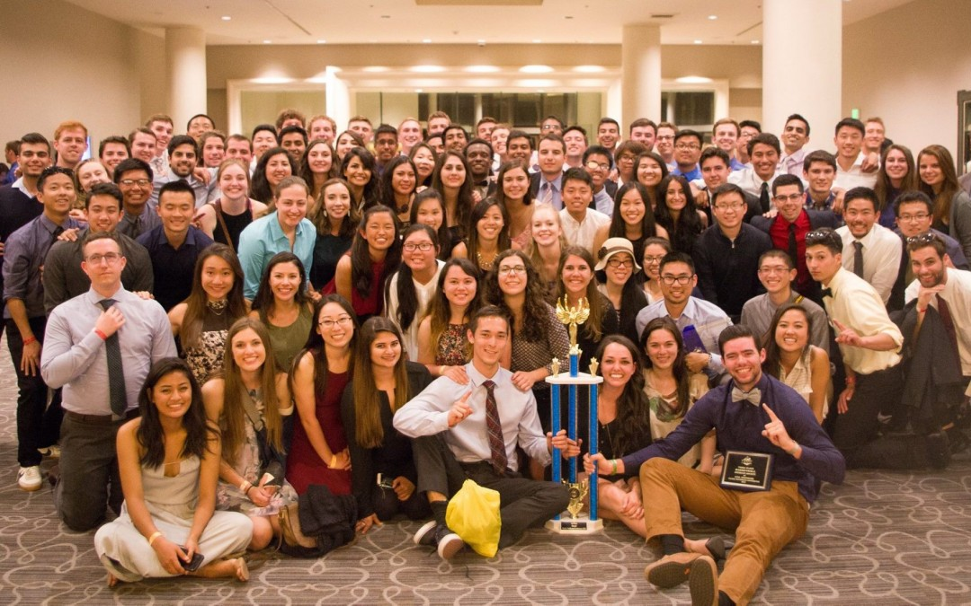 ASCE at UCLA Wins Top Honors at PSWC for First Time in 22 Years