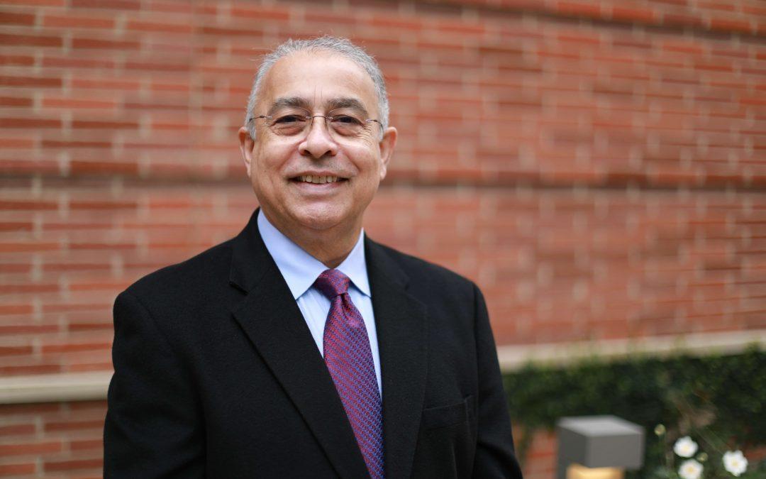 Yousef Bozorgnia headshot