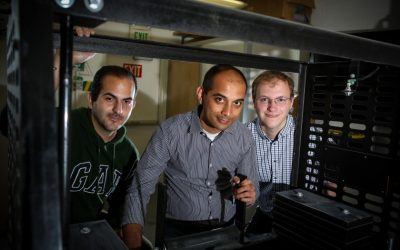 C.E.E. Prof. Gaurav Sant and his Carbon Capture team featured in L.A. Times