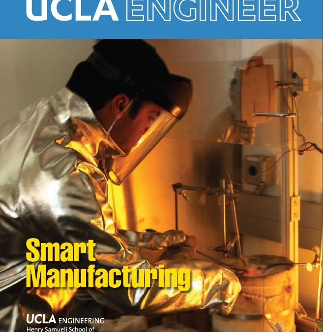 Assistant Professor Timu Gallien featured in UCLA Engineer Fall Issue!