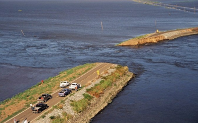 Dr. Jonathan Stewart featured in Environmental Monitor article about seismic hazard and the Delta