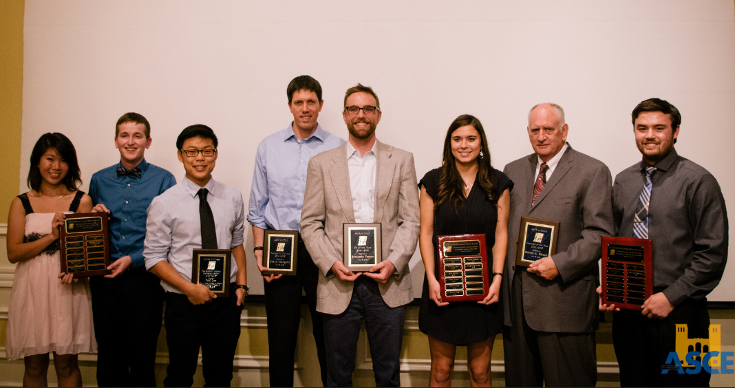 2014-2015 ASCE at UCLA Awards Announced