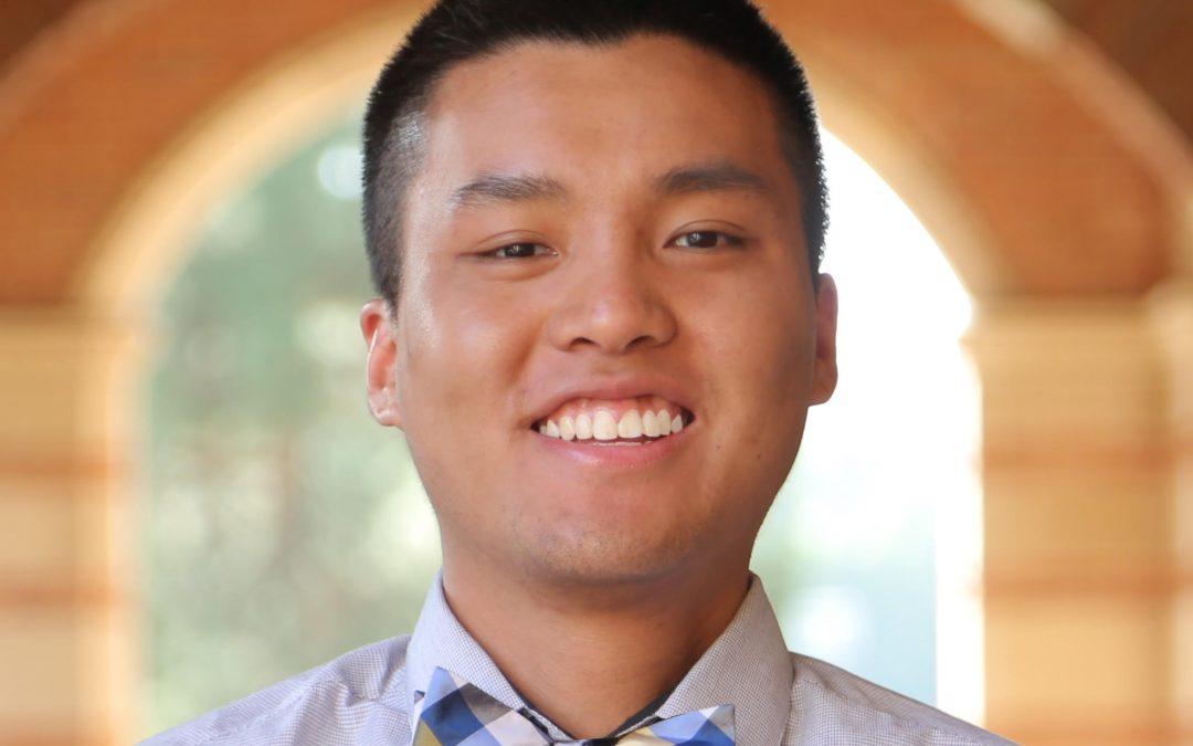 alumnus Ho-Shing Chau