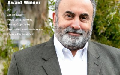 Issam Najm Honored With 2021 A.P. Black Research Award, Featured in AWWA Issue