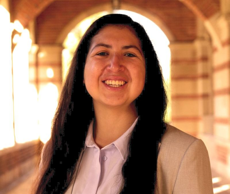 Joanna Sanchez-Nunez (B.S. '18) Awarded ACI Scholarship