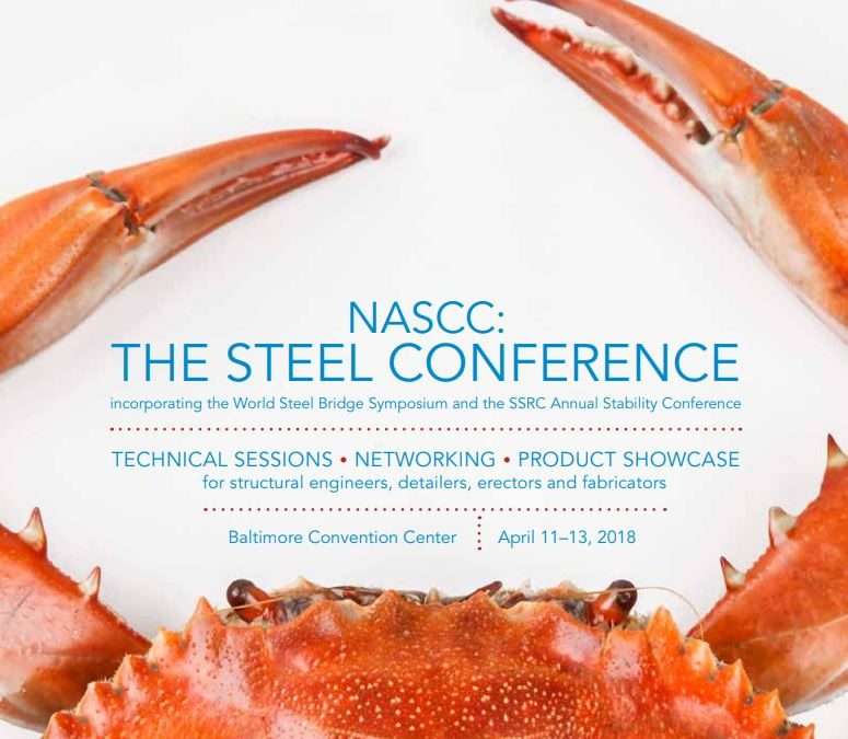 C&EE Professor Thomas Sabol receives Lifetime Achievement Award at NASCC: The Steel Conference