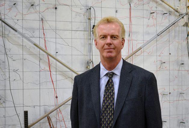 UCLA Professor John Wallace